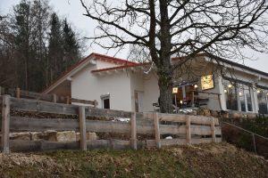 Das Schützenhaus Weilheim