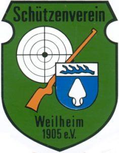 Wappen Schützenverein Weilheim